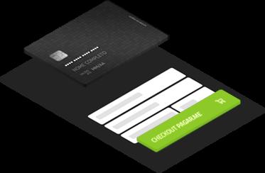 Utilize o checkout transparente para melhorar a experiência de compra e aumentar sua conversão de vendas.