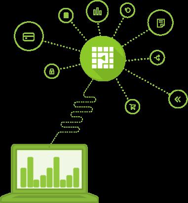 Combine a conversão do nosso gateway de pagamento com a facilidade de gestão do Pagar.me PSP.